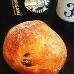 24119435 - ぶどうパン*焼きたて 160円