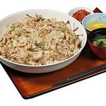 昭和食堂 - 話題のギガ盛り!