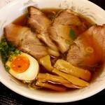 Aidukitakataramen - チャーシュー麺