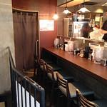昭和食堂 - 二階席もあります
