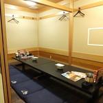 世界の山ちゃん - 個室は全部で8部屋!
