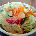 ダッチオーブン - サラダ