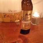 ル ヴェール フレ - ビールは瓶です