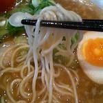 らぁ~めん京 - 麺 (京らぁーめん)