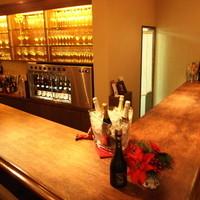 ワインバー サン・ヴァンサン - 常時約20種類のグラスワインを御用意