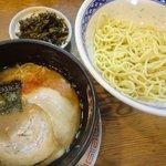 麺堂 香 - つけ麺:700円