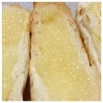 イタル・スギハラ - 料理写真:コッペパンにリンゴバター(≧∇≦)