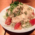 トラットリア さと - コールスローサラダ