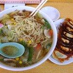 広東 - 広東 @佐野 広東麺と餃子