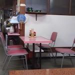 一福食堂 - 店内1