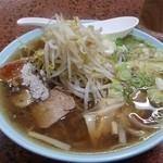 一福食堂 - ラーメン大盛り(650円)
