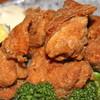 居酒屋まんま - 料理写真:唐揚げ 600円 衣はパリッと肉はジューシーでした。