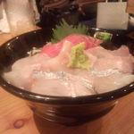 えんがわ - 海鮮丼