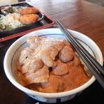 24132583 - 生姜焼き丼950円