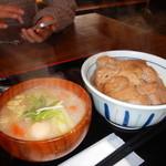 24132591 - 生姜焼き丼950円