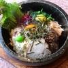 牛兵衛 - 料理写真:石焼ビビンバランチ(934円)