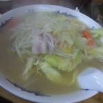 昇龍 - タンメン!野菜も麺もたっぷり!
