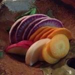24136305 - 野菜盛り(中)