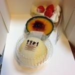 アポロン - 料理写真:ケーキ