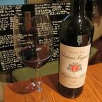 IZAKAYA VIN - 赤ワイン