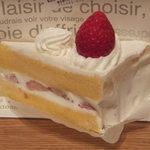 キング洋菓子店 - ショートケーキ