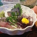 常鮨 - サバの刺身