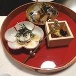 ふじ石亭 - まずは3種!