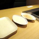 串家物語 - 自分でタレ、パン粉をつけてあげます