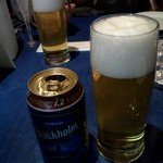 レストラン ストックホルム - ストックホルムという名のビール