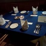 レストラン ストックホルム - テーブル