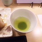 お茶が美味しい!