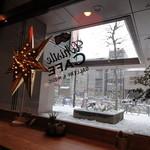 ホイッスルカフェ - 大雪