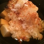 24144721 - 食事:焼き飯 うずみ豆腐