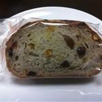ベルテコ - キャロットラペサン パン側