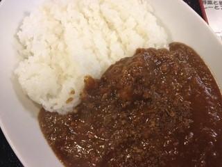 川崎餃子樓 - 野菜と挽肉をじっくりじっくり煮込んだカレー