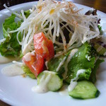 ワイン食堂 ニコ - 野菜サラダ