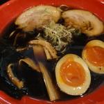 富山ブラック 麺家いろは - ≪富山ブラック 麺家いろは@武蔵小山≫