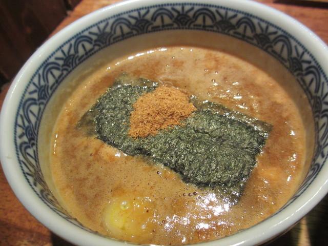 三田製麺所 有楽町店 - つけ麺(並200g) 700円