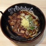 肉肉うどん - 肉肉うどん(680円)