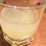 カッチャル バッチャル - じゃばら酒(ロックで)