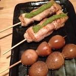 焼き鳥専門店ふらっと - Yakitori night!