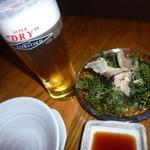 和食個室×とろろしゃぶしゃぶ にっぽん市 - エクストラコールドでまずは乾杯!