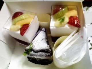 フランス菓子 ボンシャンス