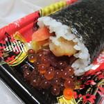 函太郎 - 海鮮恵方巻の横