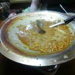 大平楽 - 〆の雑炊です