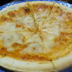 藪伊豆 - ピザ