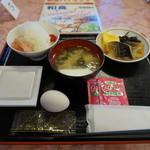 宇都宮餃子館 - 550えん『朝食バイキング』2014.1