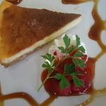LUANA - ベイクドチーズケーキ¥430