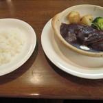 カフェレストラン アド - 料理写真:牛タンシチュー