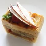 Sweets+Cafe' しゅくる - 林檎のシブースト
